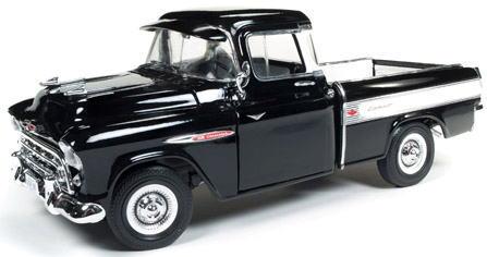 1/18 auto world 1957 Chevy Cameo シェビー カメオ トラック ミニカー アメ車