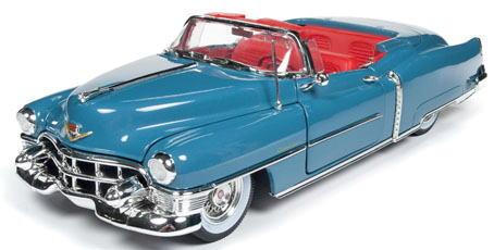 1/18 auto world 1953 Cadillac Eldorado Convertible キャディラック エルドラド ミニカー アメ車