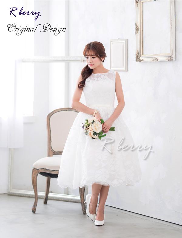 r-berry   Rakuten Global Market: Wedding dresses MIME-bride mini ...