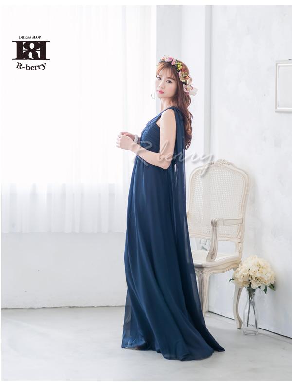 R Berry One Shoulder Long Dress Long Dress Dress Parties Bride