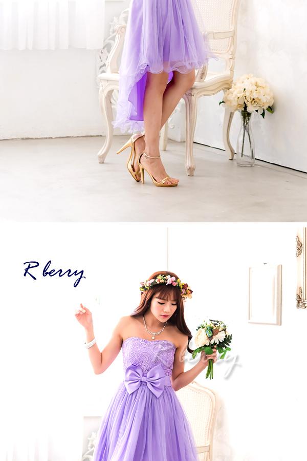 r-berry | Rakuten Global Market: Asymmetric prom dress mini long ...
