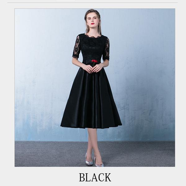 r-berry | Rakuten Global Market: Black black red mi-mollet length ...