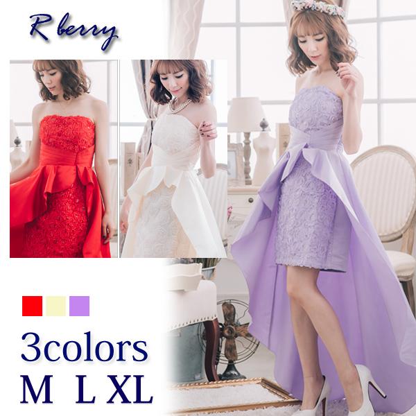 b616dc6e6b5d4 パーティードレス ワンピース ロングドレス 結婚式 二次会 (S-XL)ロングドレス longdress