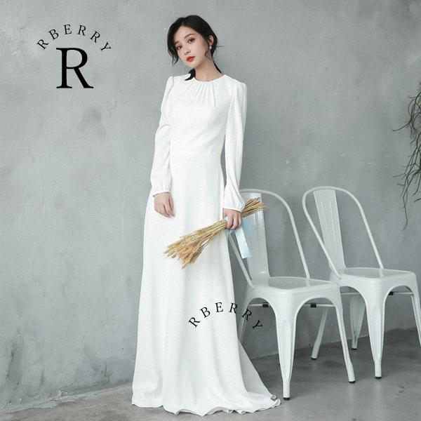 (5500円以上で10%OFFクーポン有) ウェディングドレス 花嫁 2次会 ドレス エンパイア 前撮り 撮影