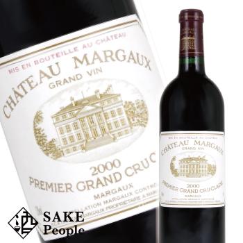 シャトー・マルゴー 2000 MARGAUX 750ml ボルドー[ワイン]