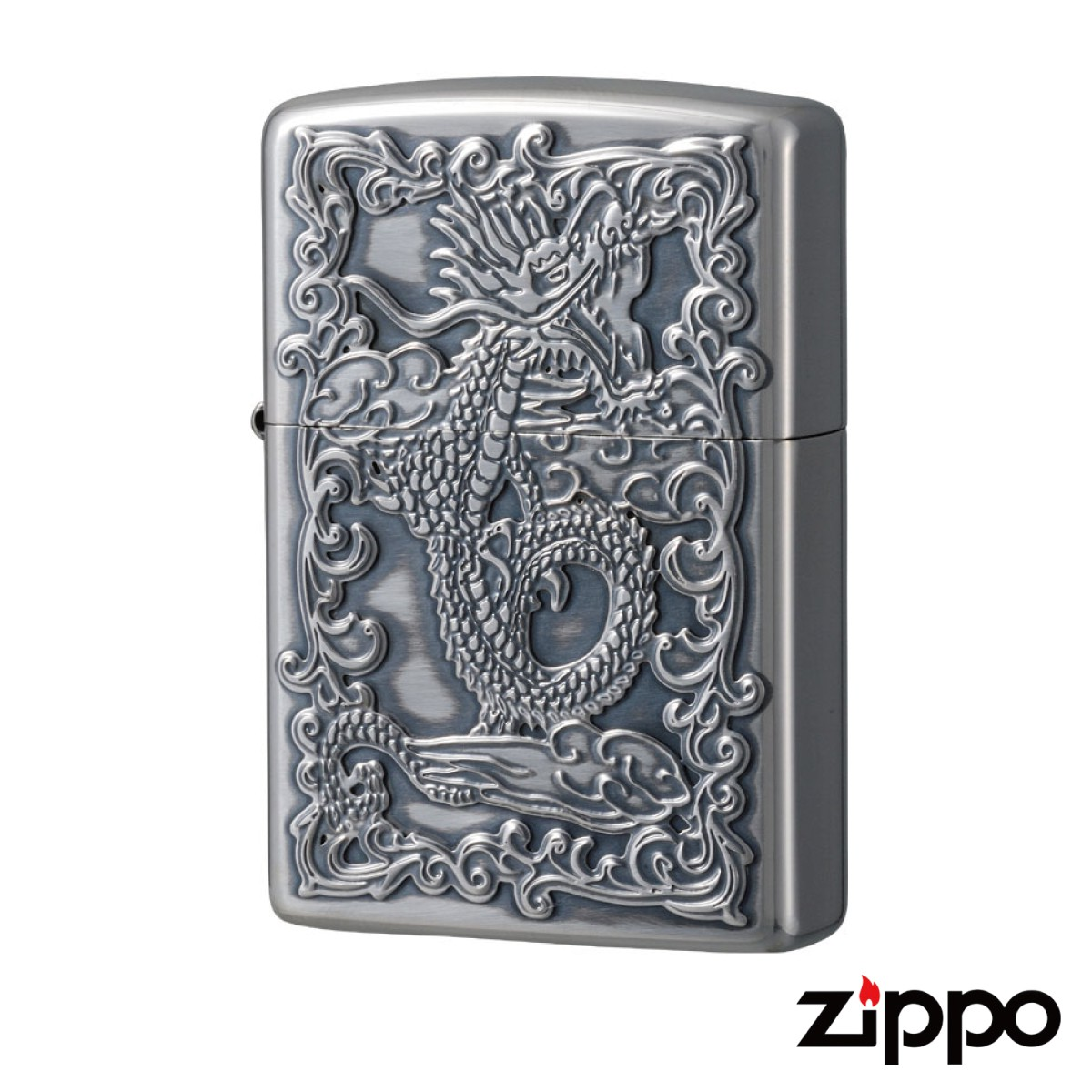 zippo ジッポーライター ライジングドラゴン オイルライター ジッポライター ギフト プレゼント 彼氏 男性 メンズ