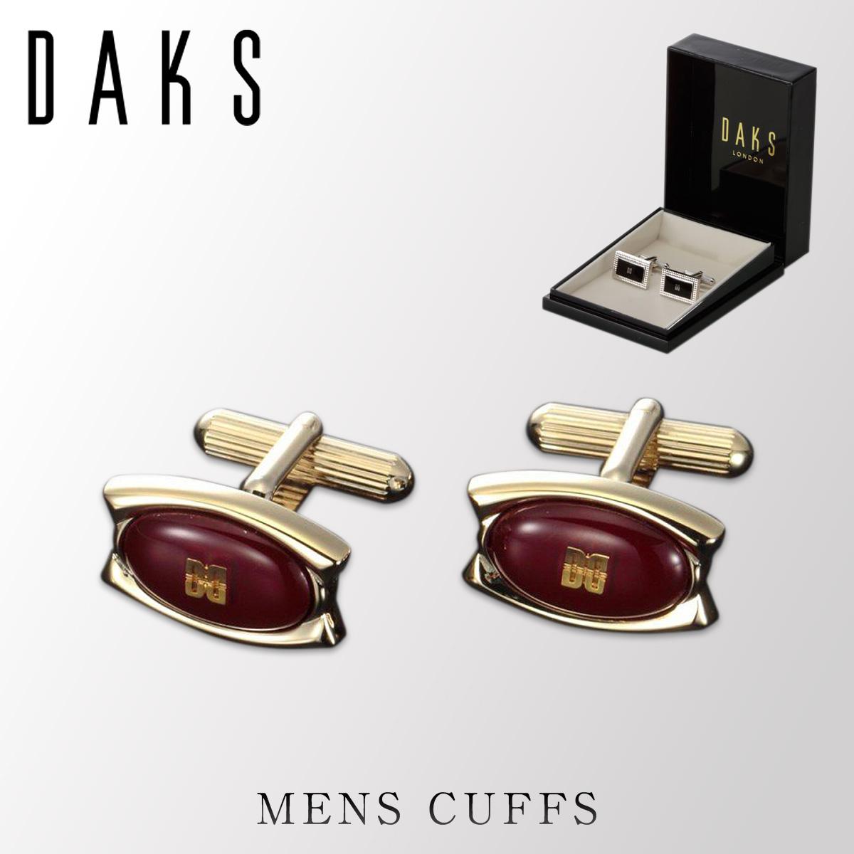 カフス カフスボタン DAKS ダックス DC12025 うるし メンズファッション ギフト プレゼント 贈り物 人気