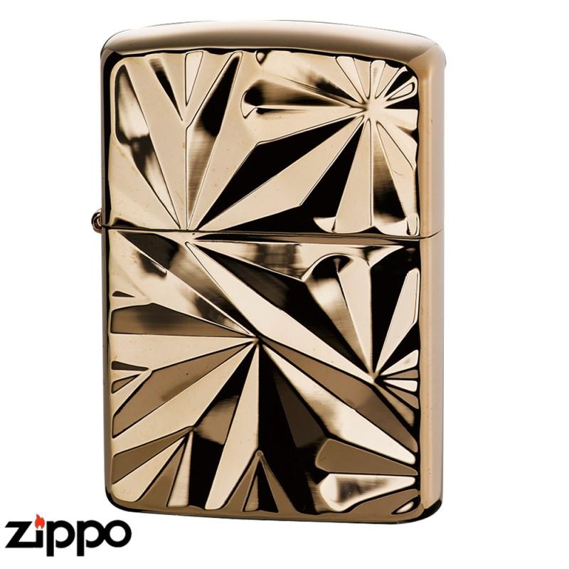 zippo ジッポーライター アーマー シャイニーカットPG 両面加工 オイルライター ジッポライター ギフト プレゼント 彼氏 男性 メンズ