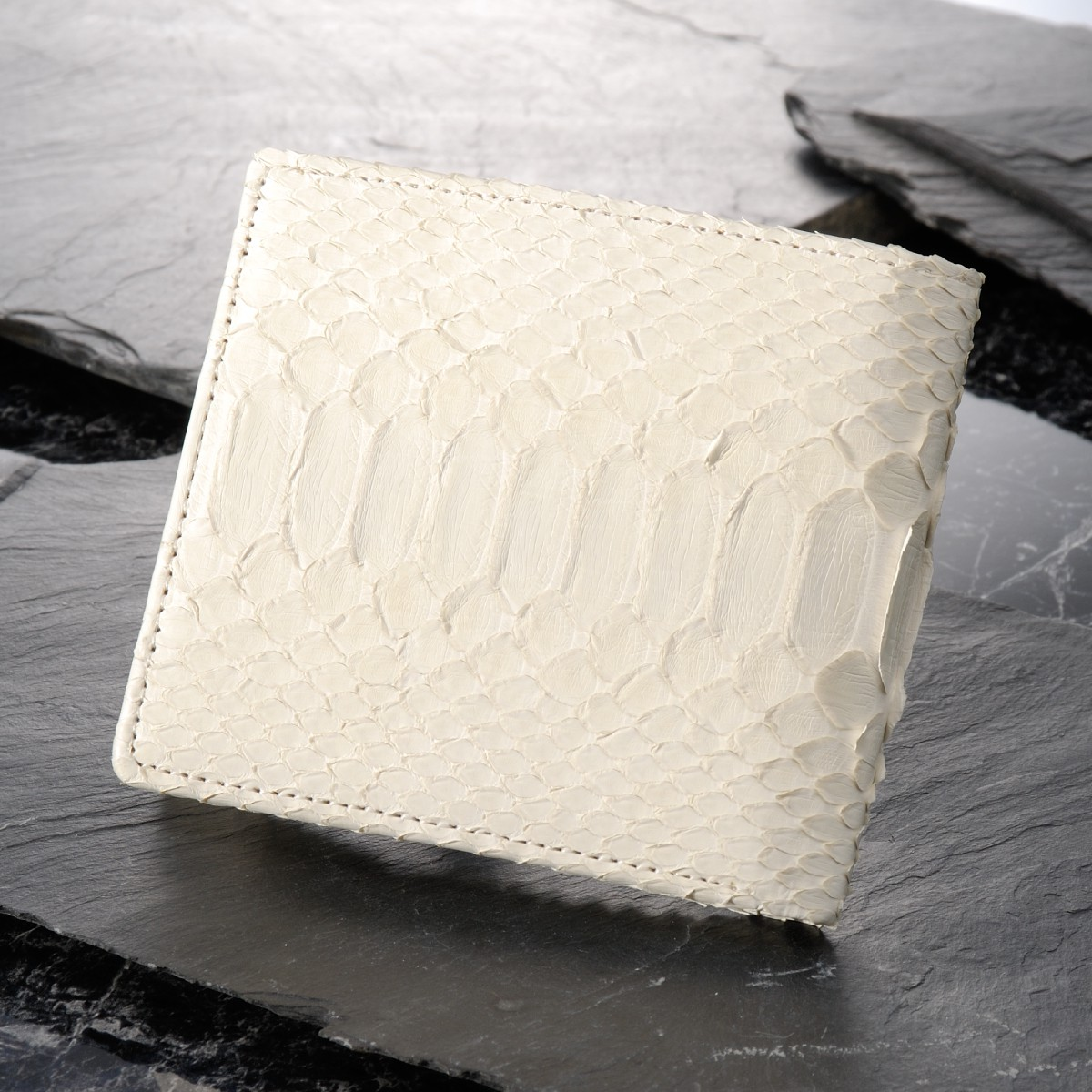二つ折り財布 メンズ 紳士用 白蛇二つ折り財布 61235 春財布 ギフト プレゼント 贈り物 人気