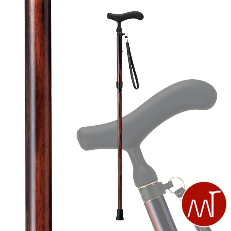 杖 折りたたみ 軽量 折りたたみ式杖 カーボン製 愛杖 C-78 ストラップ付き ギフト プレゼント 贈り物 ステッキ 軽い 丈夫 カーボン杖