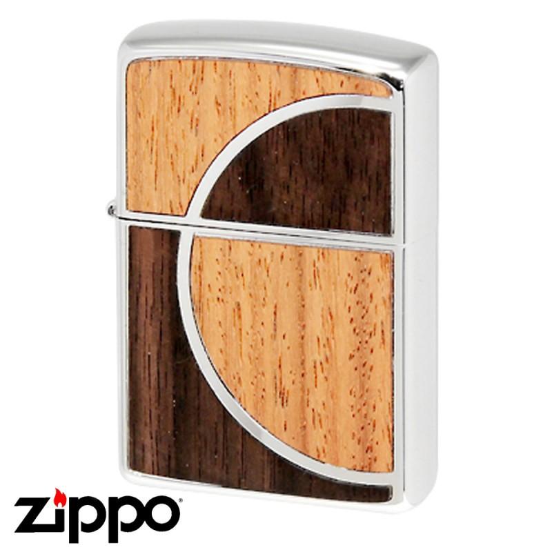 zippo ジッポー ジッポライター オイルライター ダブルウッド SV シルバー 1201S356 ギフト プレゼント ZIPPO ジッポー 通販 販売 雑貨屋