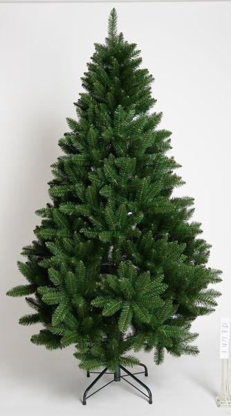 《 クリスマス ツリー 大きい 》花びし/ハナビシ 6'イージーオープンツリー グリーン造花