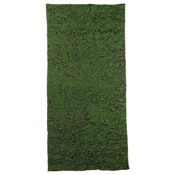 《 造花 グリーン マット 》Asca/アスカ モスマット モス壁 貼り付け 植物