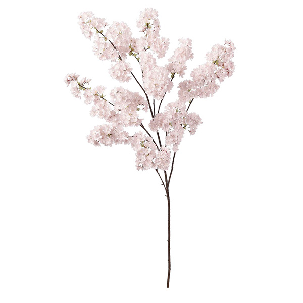《 造花 》Asca/アスカ 桜×890 つぼみ×15 ホワイトピンク桜
