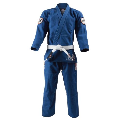 【isami イサミ オフィシャルサイト】イサミ×リバーサル柔術衣 ワールドモデル 黒・青・紺(上下セット)