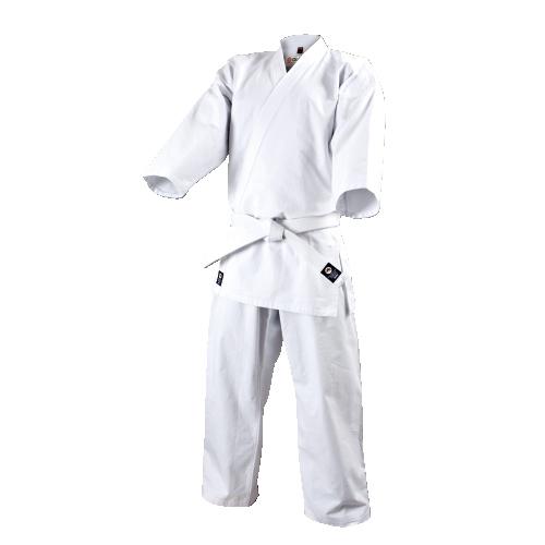 【isami イサミ オフィシャルサイト】ビギナー用・晒フルコンタクト空手衣(上下セット) 4・5号