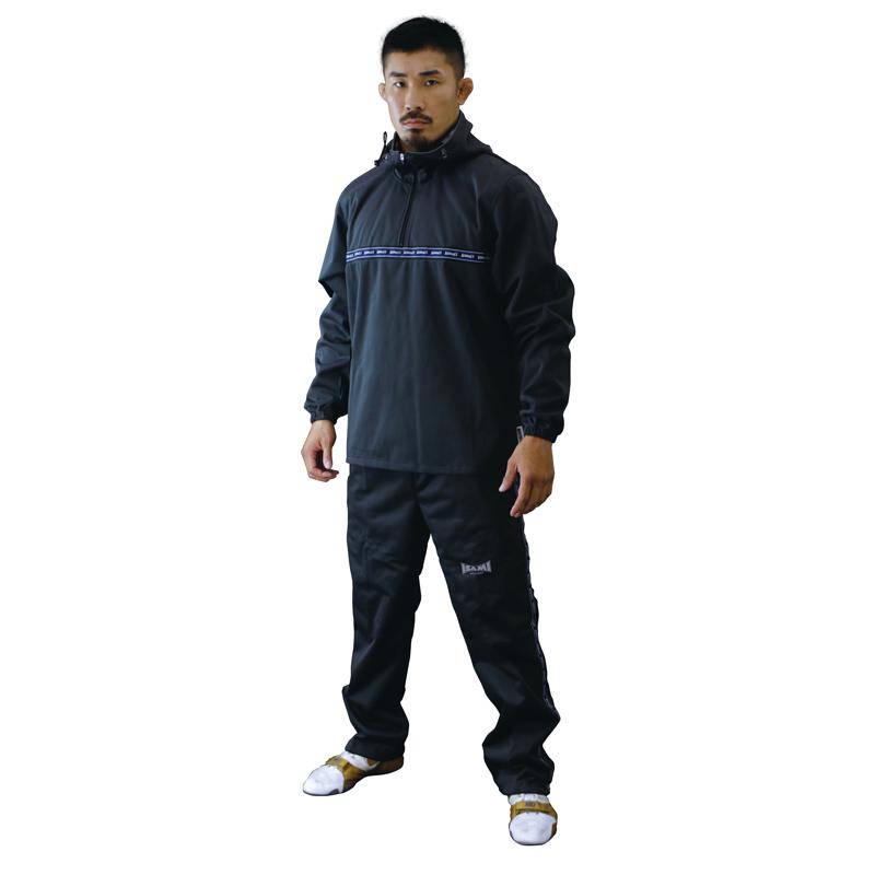 【isami イサミ オフィシャルサイト】減量サウナスーツ(上下セット)