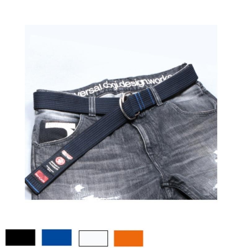 武道の帯がカジュアル帯ベルトに変身 個性が光るベルトでコーディネート! 【isami イサミ オフィシャルサイト】帯ベルト