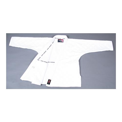 【isami イサミ オフィシャルサイト】キッズ柔術衣(無地) 上衣 (サイズ:M0(00)~M2(1)号)