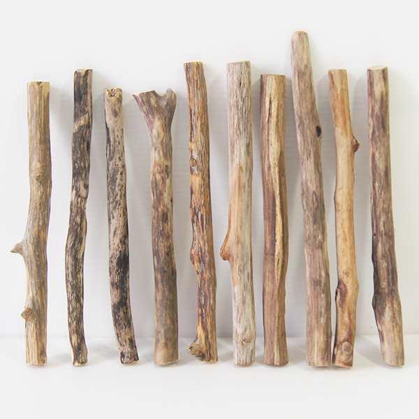 採取した流木インテリア素材 流木 素材 枝 ハンドメイド 驚きの値段で 雑貨 定番 など 棒 _boa0045 インテリア 棒流木