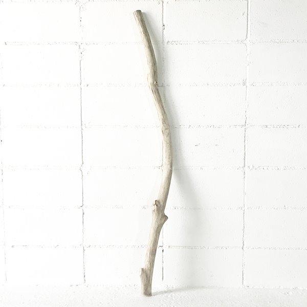 採取した流木棒ハンギング素材 流木 ハンドメイド タペストリー diyなど 棒 特大 超人気 専門店 開催中 _boe0236 ハンギング インテリア