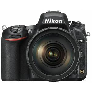 ニコン デジタル一眼 D750 24‐120 VRレンズキット