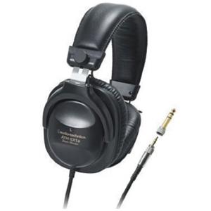 オーディオテクニカ スタジオモニター・ステレオヘッドフォン ATH‐SX1a(送料無料)