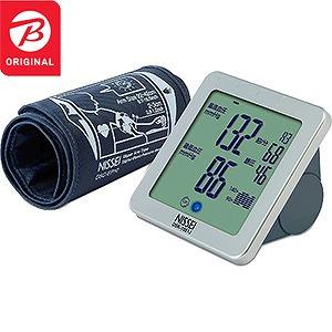 日本精密測器 上腕式デジタル血圧計 DSK‐1051J (シルバー)