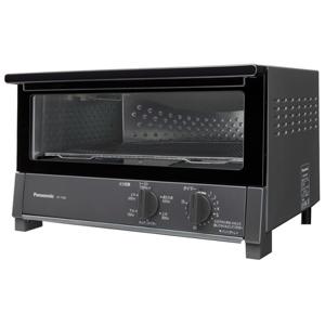 パナソニック Panasonic オーブントースター [1300W/食パン3枚] NT‐T500‐K (ダークメタリック)