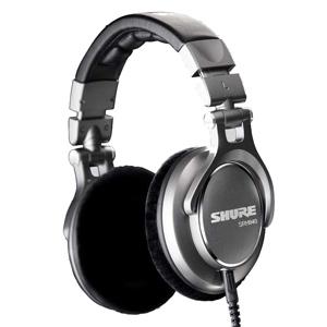 SHURE DJ&スタジオモニター用ヘッドホン SRH940(送料無料)