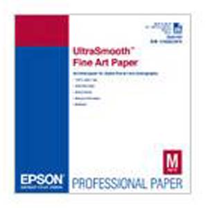 EPSON UltraSmooth Fine Art Paper KA225USFA