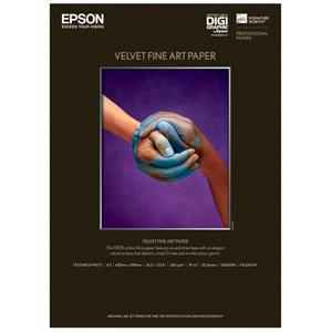 EPSON Velvet Fine Art Paper (A2/25枚) KA225VFA