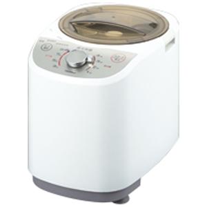 ツインバード コンパクト精米器(1合~4合)「精米御膳」 MRE520(W)(ホワイト)