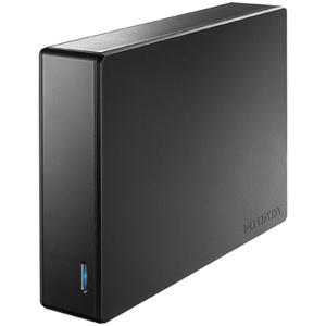 I・O・DATA USB 3.0/2.0対応外付けハードディスク(1.0TB/電源内蔵モデル) HDJA‐UT1.0W