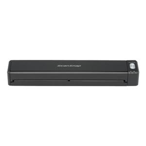 富士通 A4モバイルスキャナ「600dpi・無線LAN/USB2.0」 ScanSnap iX100 FI‐IX100A‐P
