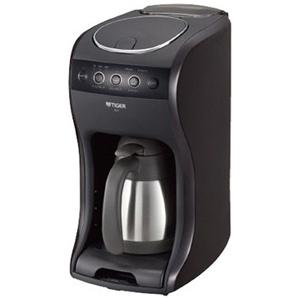 タイガー コーヒーメーカー 「カフェバリエ・真空ステンレスサーバータイプ」 AC‐TB040‐TS(ローストブラウン)(送料無料)