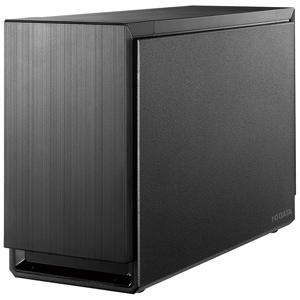 I・O・DATA 外付HDD 2TB 2ドライブ搭載・RAID対応 HDS2-UTXシリーズ HDS2‐UTX2.0(ブラック)