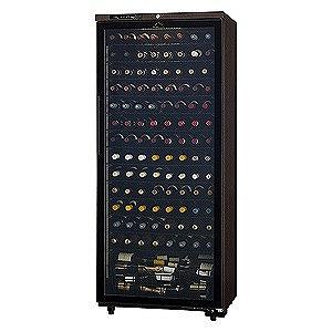 フォルスタージャパン ワインセラー 「ロングフレッシュ」(120本) ST‐407G‐WB (ウッドブラウン)(標準設置無料)