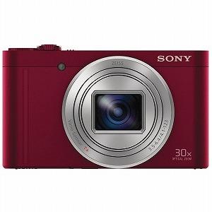 ソニー SONY デジタルスチルカメラ 「Cyber-shot」 DSC‐WX500‐RC(レッド)