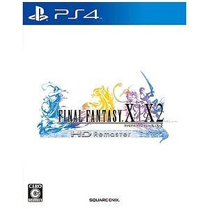 スクウェア・エニックス PS4ソフト FINAL FANTASY X/X-2 HD Remaster