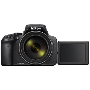 ニコン コンパクトデジタルカメラ COOLPIX P900 P900BK