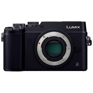 パナソニック デジタル一眼カメラ LUMIX GX8「本体のみ」 DMC‐GX8‐K (ブラック)(送料無料)