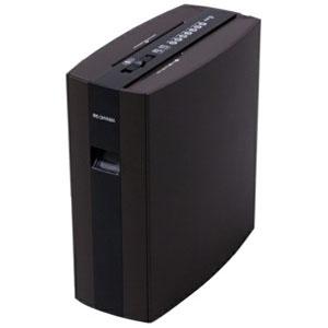 アイリスオーヤマ マイクロカットシュレッダー(A4サイズ/CD・DVD・カードカット対応) PS5HMSD (ブラウン)