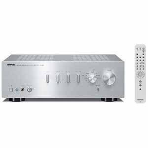 YAMAHA 「ハイレゾ音源対応」プリメインアンプ DAC付 シルバー  AS501(送料無料)