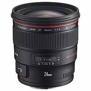 Canon EF24mm F1.4L II USM「キヤノンEFマウント」 EF24MMF1.42USM