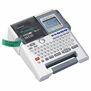 キングジム ラベルライター「テプラ」PRO(テープ幅:24mmまで) SR530