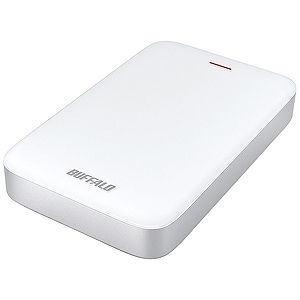 バッファロー ポータブルHDD [USB3.1・2TB] ミニステーション HD-PATU3-Cシリーズ HD-PA2.0TU3-C