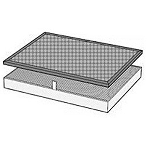 シャープ 空気清浄機用交換フィルターセット(HEPAフィルター+脱臭フィルター(制菌フィルター付)) FZ‐80BHF