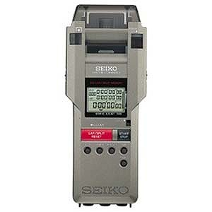 プリンター一体型デジタルストップウオッチ(最小計測単位1/100秒) SVAS007