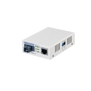 バッファロー 光メディアコンバータ WDM対応(Bタイプ) LTR2‐TX‐WFC20BR